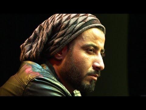 Qusai Kheder, un chanteur de hip-hop venu d'Arabie saoudite