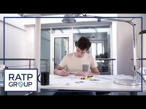 Making Of : découvrez Serge le Lapin de la RATP