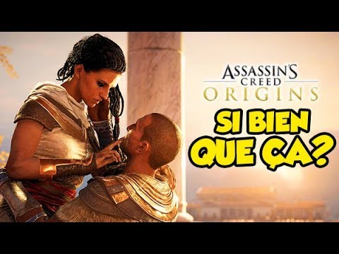 AUSSI BIEN QUE PRÉVU? (Epic test) - Assassin's Creed Origins -