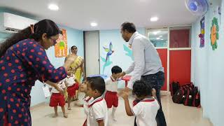Creative Teaching Techniques - Part I from Little Vedanta Preschool