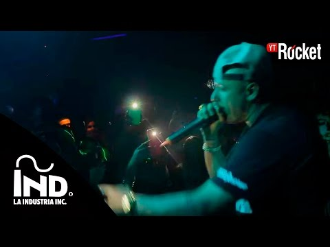 Nicky Jam Improvisando En Kronos Club   Puerto Rico