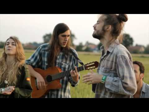 "Crystal Fighters : "" Follow "" - Live for CARDINAL SESSIONS"