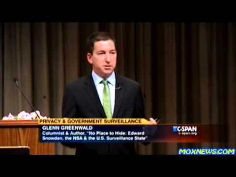 MUST SEE! Glenn Greenwald In Canada Days After
