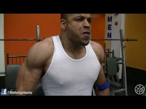 Shoulders Traps Chest & Triceps Workout
