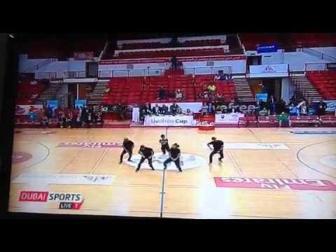 Dubai Sport Live Show (The world basketball championship) OverBoys AllStars