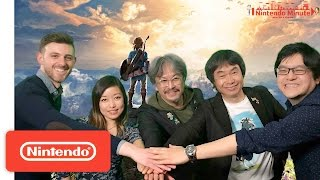 5 Favorite Things about The Legend of Zelda: Breath of the Wild – Nintendo Minute