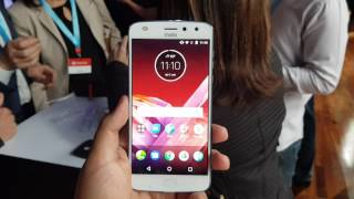 Hands On Moto Z2 Play - Lanzamiento en Brasil