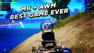 Daedly MK and AWM Gameplay | Insane Snipe by Champ | PUBG Mobile Highlights