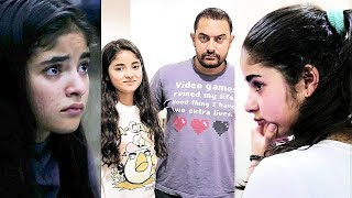 AAMIR KHAN Makes ZAIRA WASIM An Important Part of Dangal | Behind The Scenes Of DANGAL