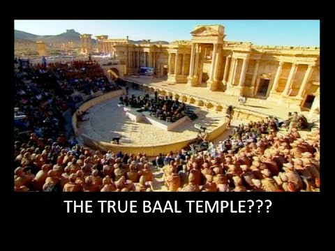 True Temple of Baal NOT Destroyed - DON'T BE DECEIVED!!!