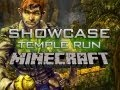 Minecraft Showcase: Temple Run Parkour Map