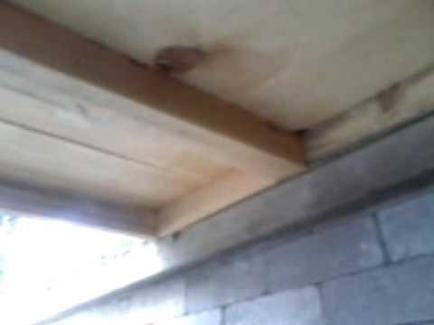 Filtraciones en losas de concreto