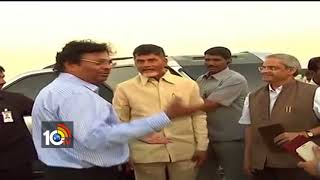 CM Chandrababu Another Foreign Tour