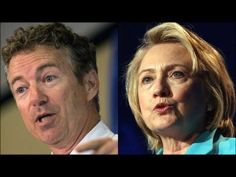 Will Rand Paul's ISIS Policy Help Him Beat Hillary in 2016?