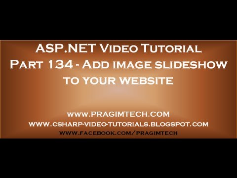 how to make website using asp net