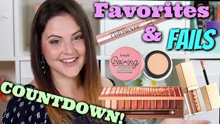 June Beauty Favorites and FAILS! JenLuv