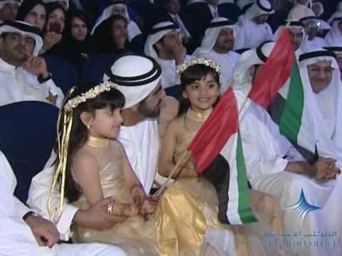 His Highness Sheikh Mohammed bin Rashid's attends a musical performance titled Al Noor Operetta