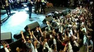 Benny Hinn - God's FIRE Falling on El Rey (2) - CAP 2008