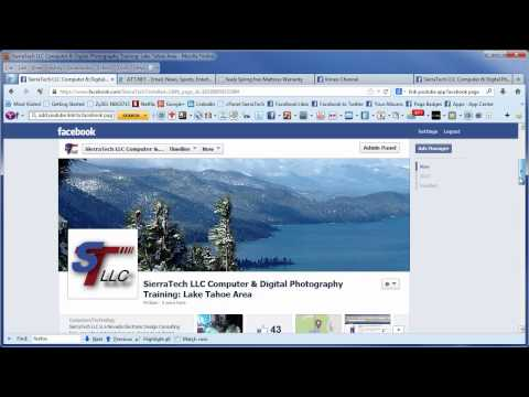 How to Add YouTube Link Tab App To FaceBook Page Navigation Bar (Without Using Involver)