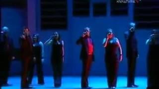 download lagu The Swingle Singers Perform Astor Piazolla's Libertango gratis