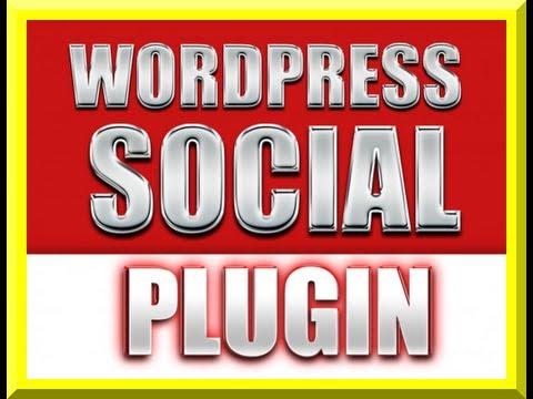 Wordpress Social Plugin: Auto Share Posts To Social Media- Best Wp Social Sharing Articles 2014