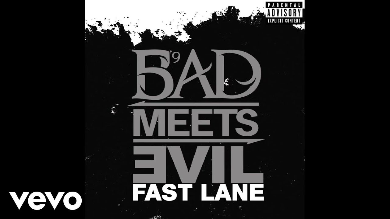 Bad Meets Evil Wallpaper Bad Meets Evil Fast Lane