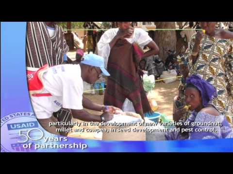 USAID/Senegal:  50 Years of Partnership