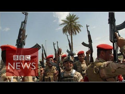 Iraq's army in 45 seconds - BBC News
