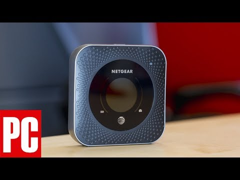1 Cool Thing: Nighthawk LTE Mobile Hotspot Router (AT&T)