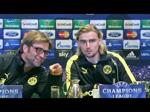 PK-Anekdoten mit Jürgen Klopp aus der Saison 2012/2013