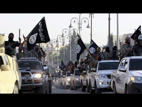 ISISさん、うっかり全滅してしまう