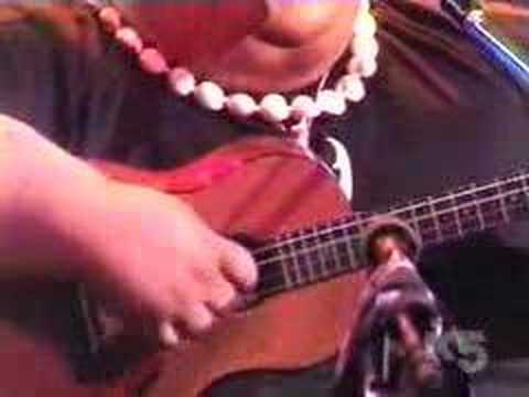 Hawaiian Music - Kaleohano Israel Kamakawiwo'ole - IZ