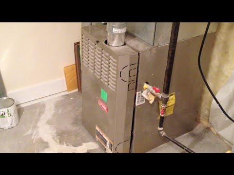 How to replace a Blower Motor - furnace AC HVAC repair