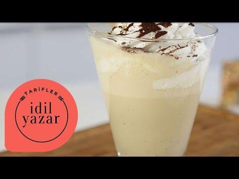 Tiramisu Milkshake Nasıl Yapılır ? - İdil Tatari - Yemek Tarifleri