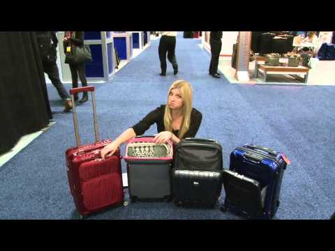 New Luggage Innovations 2013