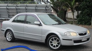 1999 Mazda Familia Alloys! $1 Reserve Auction  ** $1 RESERVE!!! $Cash4Cars$Cash4Cars$ **  ** SOLD **