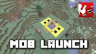 Things to do in Minecraft - Mob Launch