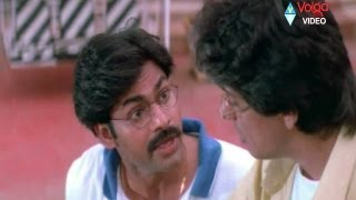 Pawan kalyan sentiment scene with father Raghuvaran
