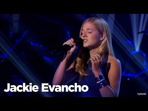 Americas Got Talent Contestant Jackie Evancho Back On Show