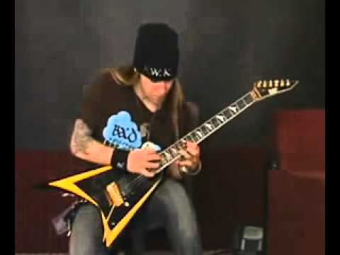 Alexi Laiho - Betcha Cant Play This