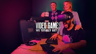 Video Games: We Totally Get It - Day 2