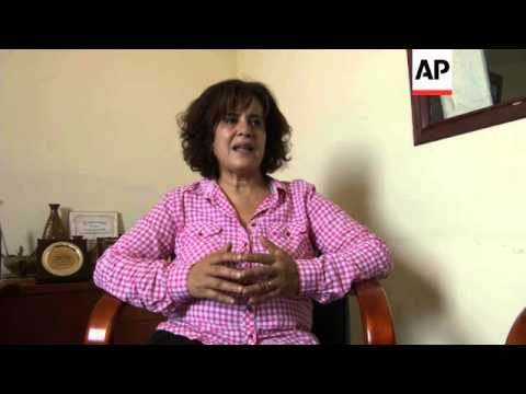 Palestinian women outraged by marketplace killing