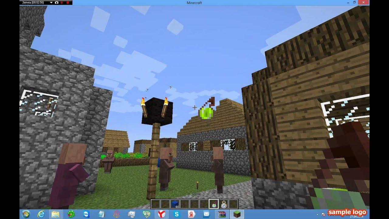 Скачать сборку с модам little-blocks-mod на майнкрафт 1.5.2