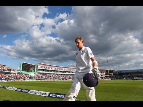 Joe Root Maiden Test Century Highlights England v New Zealand - Day 2 Evening Session at Headingley
