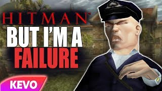 Hitman 2 Silent Assassin but I'm a failure
