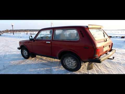 Тест-драйв ВАЗ-21214 НИВА