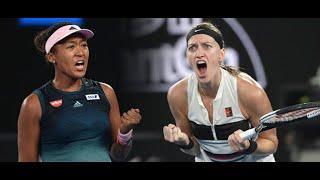 AO 2019 Finals Naomi Osaka VS Petra Kvitová Full 3rd Set!