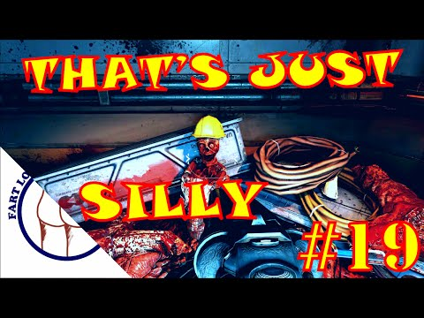 DOOM: Let's Play 19 THAT'S JUST SILLY