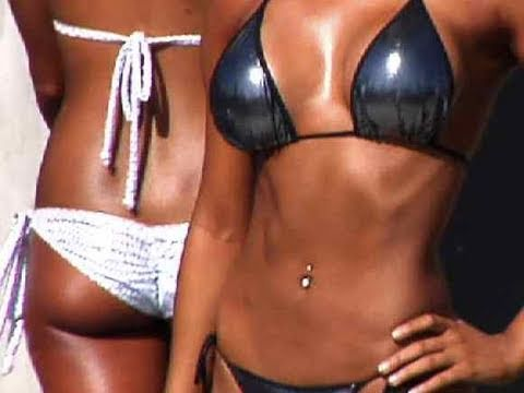 Extreme Hot & Sexy Venice Beach Bikini Contest, Labor Day