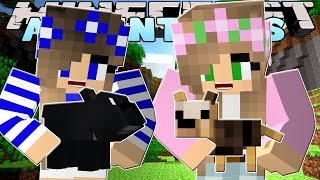 Minecraft - Little Kelly Adventures : GETTING NEW PUPPIES!